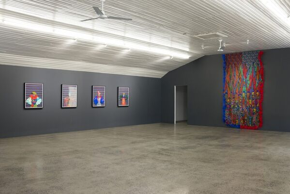 Solo Project, installation view
