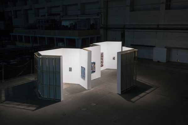 Tom Anholt: INSIDE OUT, installation view