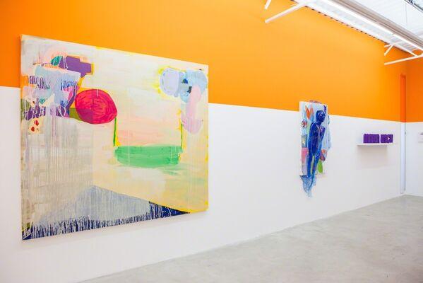 Sensorial Fictions, installation view