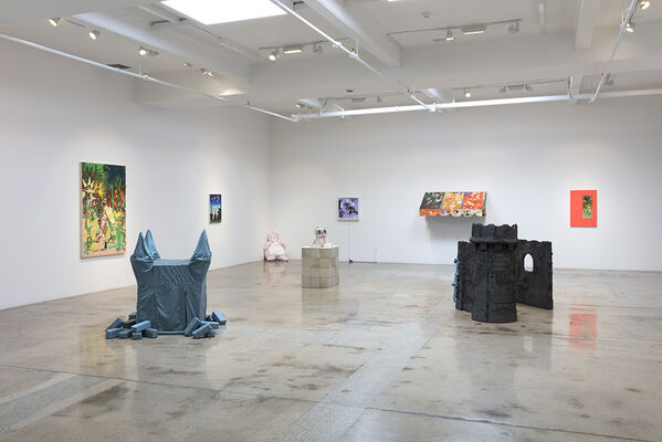 Fantasia, installation view
