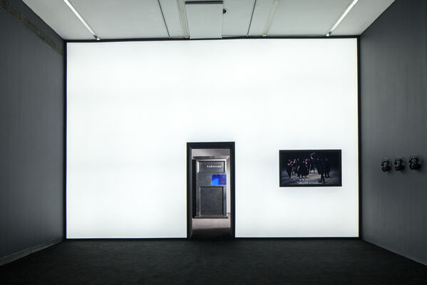 New Directions: Tao Hui, installation view