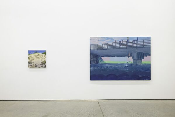 Jaws Dropping, installation view