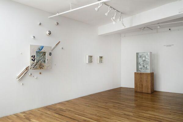 Mary Bauermeister: Omniverse, installation view