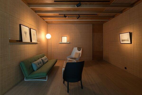 Fabien Mérelle - Étreindre, installation view