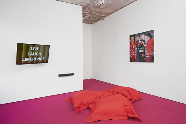 I hope when this chapter is done  I will be able to say I learned something, installation view