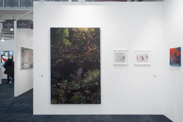 UNION Gallery at London Art Fair 2020, installation view