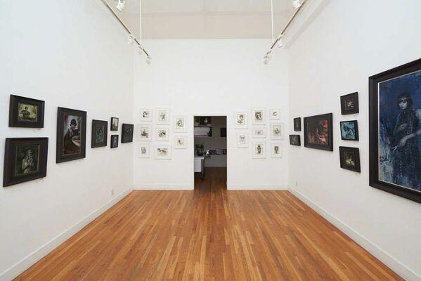 Lukomorye, installation view