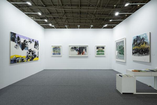 Liang Gallery at Taipei Dangdai 2020, installation view