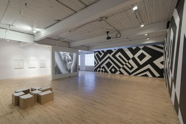 Battat Contemporary at Art Toronto 2016, installation view