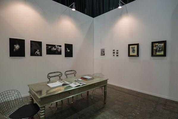 Salamatina Gallery at ZsONAMACO FOTO 2016, installation view