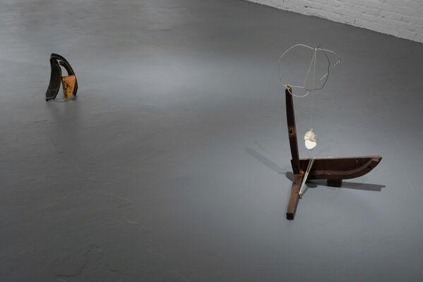 MYSTERIANS, installation view