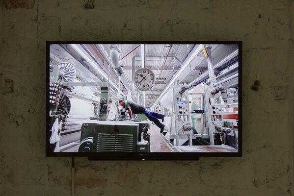 NI HAIFENG - THE PARA-TEXTUAL, installation view