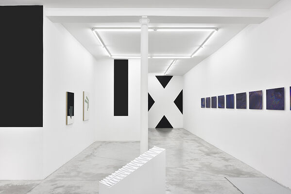 Julien Nédélec: Météore, installation view