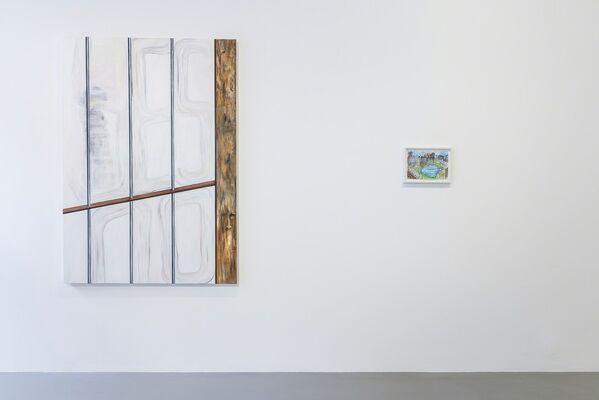 Urban Zellweger: Throb, installation view