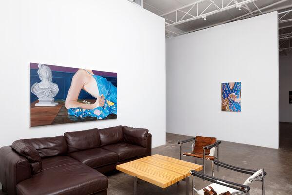 Kelli Vance: Performance Anxiety, installation view