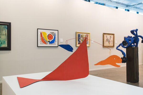 Opera Gallery at SP-Arte 2019, installation view