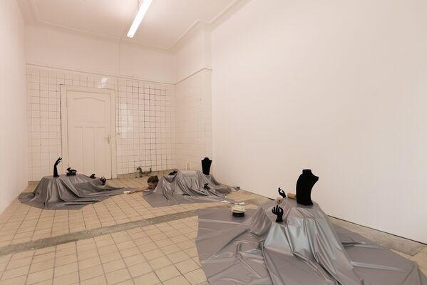 Anna Franceschini: Ancora Tu, installation view