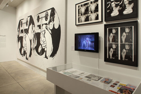 Andy Warhol: My Perfect Body, installation view