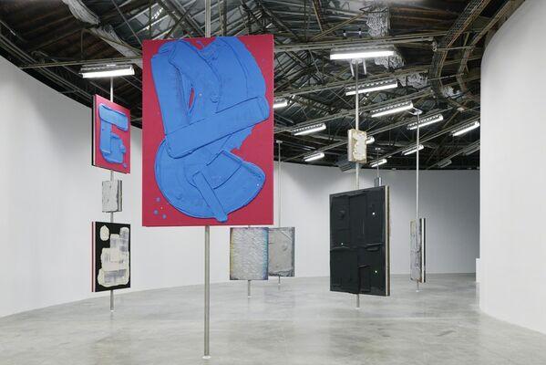Florian & Michael Quistrebert, installation view