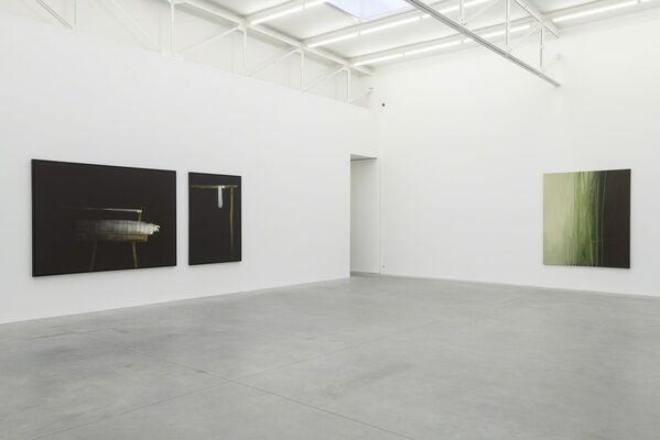Hyun-Sook Song - 7 Brushstrokes, installation view
