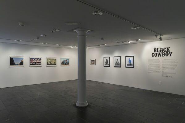 Black Cowboy, installation view