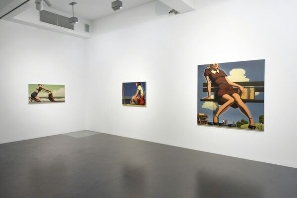 Kenton Nelson, installation view