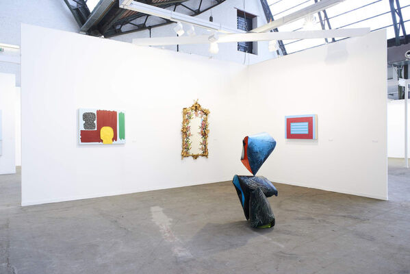 MARUANI MERCIER GALLERY at Art Brussels 2019, installation view