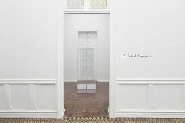 Bodegón-Vitrina-Museo-Vitrina-Bodegón, installation view