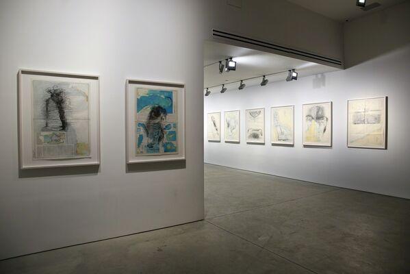 Stored in Ice: Alexander Ponomarev, installation view