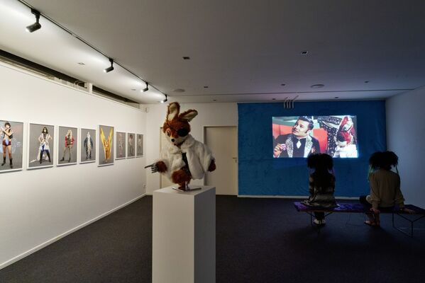 88th Fall Exhibition, installation view