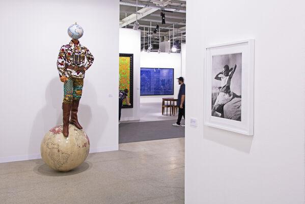 Goodman Gallery at Art Basel 2019, installation view