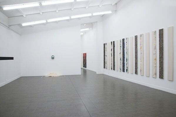 Graham Wilson: I Clocked Out When I Punched In, installation view