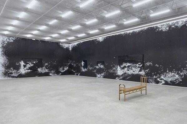 Sandra Cinto . Noturno, installation view