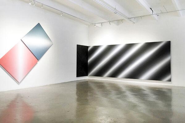 Trans-visual Express, installation view