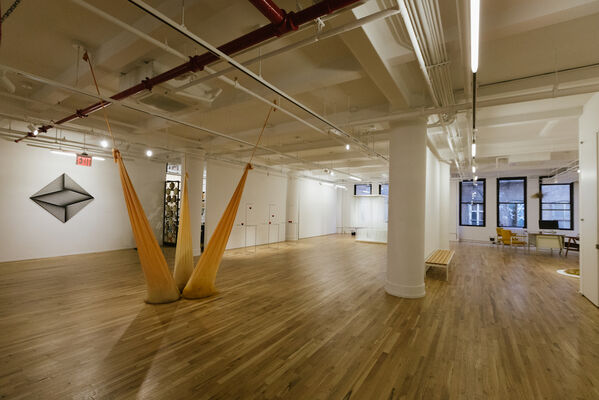 Gravitas, installation view