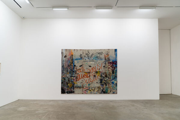 Language Barriers, installation view