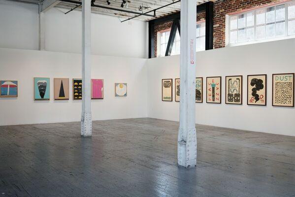 Peace Jazz, installation view