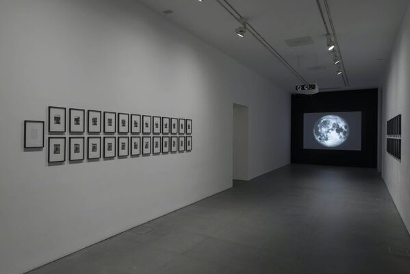 Dear Urania, installation view