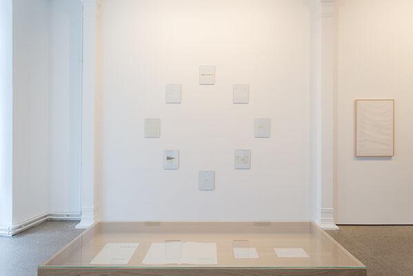 Robert Barry - Works 1962 until present, installation view