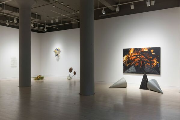 Off the Wall, installation view