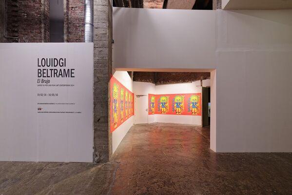 Louidgi Beltrame: El Brujo, installation view