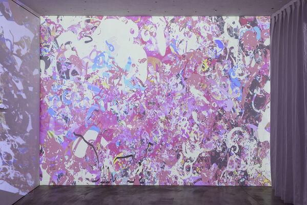 Takahiro Hayakawa : Digital Animism, installation view