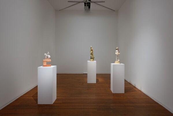 Linda Marrinon, installation view