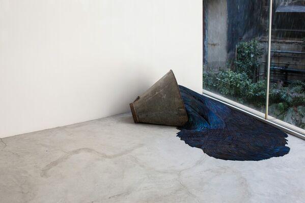 Secrete, installation view