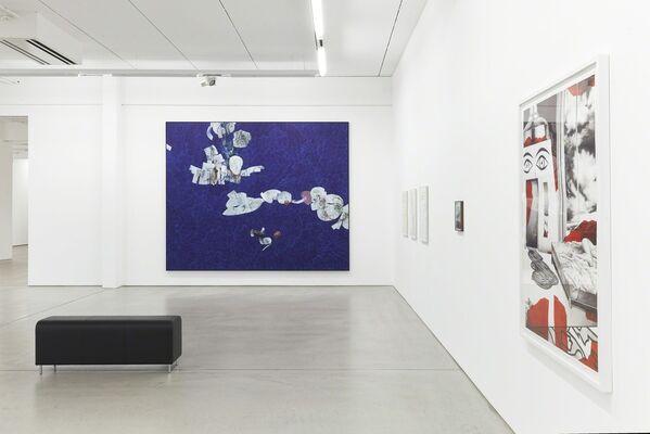 Sebastian Burger / Stefan Guggisberg – THROUGH A GLASS, CLEARLY, installation view