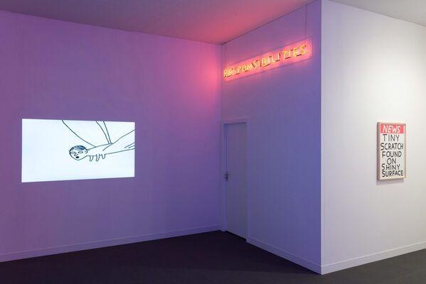 Stephen Friedman Gallery at Frieze London 2018, installation view