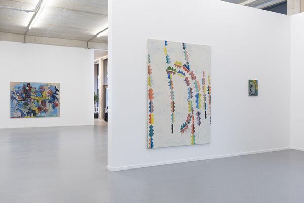 Carole Vanderlinden - À Double Face, installation view