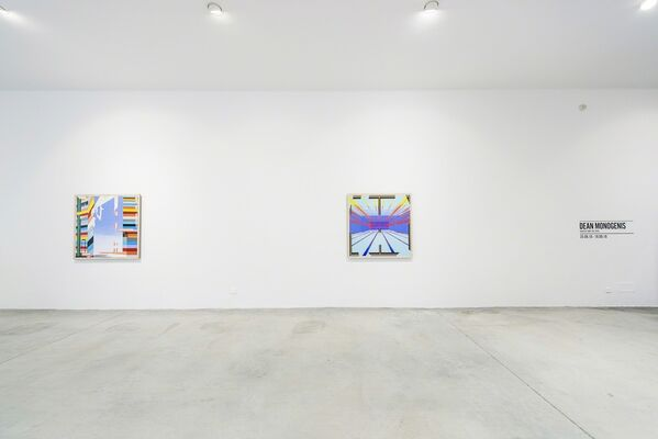 DEAN MONOGENIS, Habitat and the Void, installation view