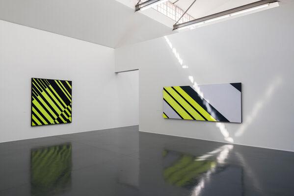 Günter Fruhtrunk, installation view