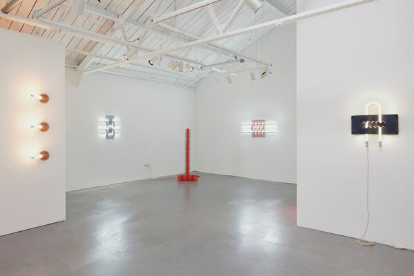 Differently Structured Possibilities, installation view